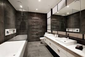 Industrial Style Bathroom Richmond Warehouse Conversion Industrial Bathroom Melbourne