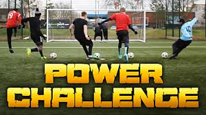 Challenge Miniminter Football Power Challenge How Can You Kick A Football