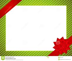 christmas wrapping bow christmas wrap and bow border stock photo image 3667550