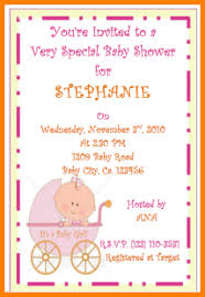 9 free baby shower invitation templates for word ledger page