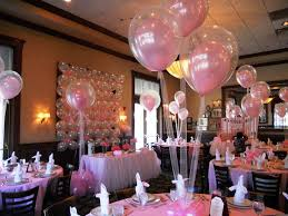 Table Decorating Balloons Ideas 44 Best Balloon Centrepieces And Clusters Images On Pinterest