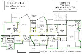 luxury home plans over 7000 square feet home plan