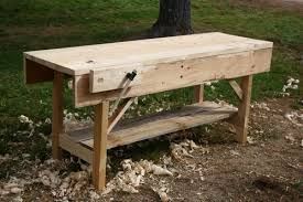 the workbench diary a portable nicholson bench from scrap wood