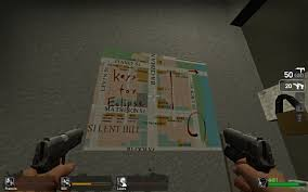 L4d2 Maps Left 4 Dead Silent Hill Campaign Maps And Walk Through
