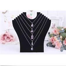 display holder necklace images Necklace pendant cases displays jewelry packaging display jpg