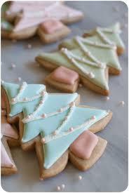cinnamon sugar cut out cookies christmas tree cookies cookie