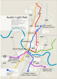 Portland Light Rail Map by Austin 2016 Urban Rail Bond Campaign Rail Now