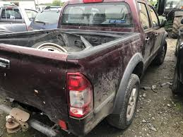isuzu dmax 2007 d max west cork 4 4 breakers
