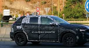 volvo u0027s baby xc40 suv heads to spain for testing