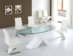 white modern dining table set white modern dining table set modern glass dining room sets white