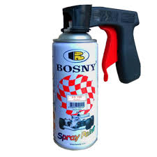 How To Spray Paint Rubber Bosny Philippines Bosny Price List Spray Paint U0026 Roof Sealant For