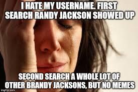 Randy Jackson Meme - i was pleasantly surprised imgflip