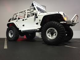 customized 4 door jeep wranglers axial crawler 1 10 scx10 2012 jeep wrangler rubicon custom body