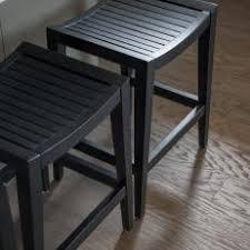 dark oak bar stools photos hgtv