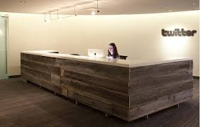 Simple Reception Desk 50 Reception Desks Featuring Interesting And Intriguing Designs