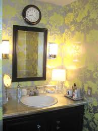 purple bathroom decor pictures ideas tips from hgtv retro