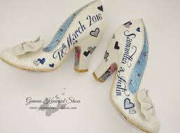wedding shoes irregular choice competition winner winner chicken dinner