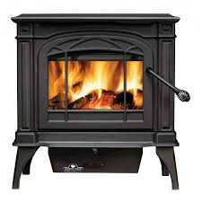 Pedestal Wood Burning Stoves Shop Napoleon 1100c Banff Series Cast Iron Wood Stove