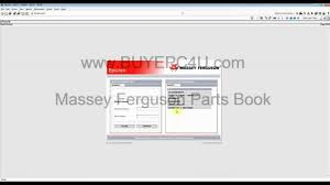 massey ferguson 2013 parts book catalog download youtube