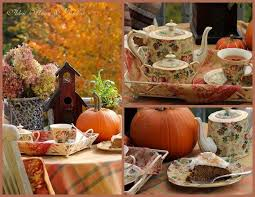 antiques and teacups happy canada thanksgiving spode buttercup