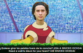 Ochoa Memes - memo ochoa shuckle guillermo ochoa s saves know your meme