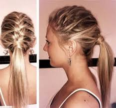 quick easy and cute hairstyles for long hair new hair style