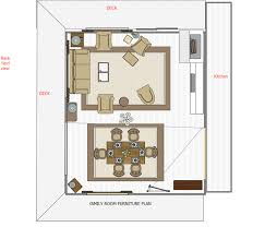 family room floor plans road map for a room makeover