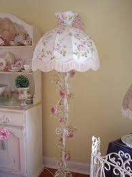 Shabby Chic Floor Lamp 11 Best Shabby Chic Images On Pinterest Floor Lamps Vintage