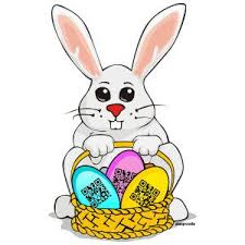 happy easter dear easter bunny pictures images clipart