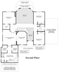 Manuel Builders Floor Plans The Hills At Southpoint The Singleton Home Design