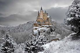 15 beautiful castles during winter stupidlaugh com