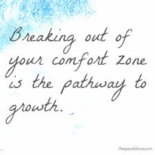 Comfort Quote The Power Playlist The Great Dana J