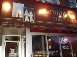 cuisine ottawa lemon grass home