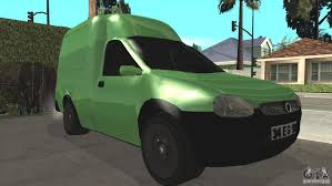 opel combo opel combo 1 4 for gta san andreas