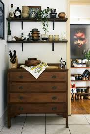 Decorating Ideas For Dresser Top by Dresser Drawers In The Kitchen I Decorate Kitchen Pinterest