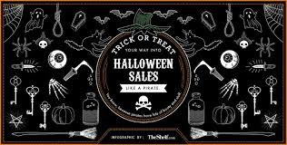Halloween Sales How To Trick Or Treat Your Way Into Halloween Sales Infographic