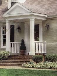 cape cod front porch ideas majestic small front porch designs simple white pot green brown