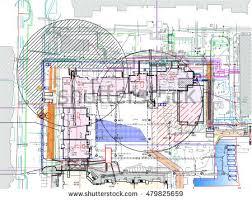 construction site plan master plan construction site building border stock vector 479825659