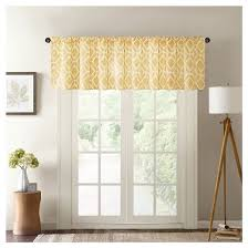 Solid Color Valances For Windows Valances Target