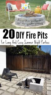 Garden Firepits Upgrade Your Garden With 20 Diy Pits