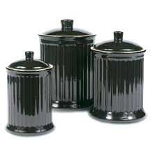 black kitchen canister black kitchen canisters and white canister sets inspiration