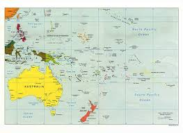Mercator Map Definition Indo Pacific Region