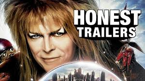 David Bowie Labyrinth Meme - honest trailers labyrinth youtube