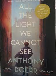 all the light we cannot see review all the light we cannot see book review everywhere