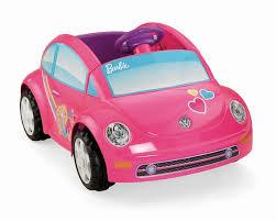 power wheels 6v battery toy ride barbie volkswagen beetle