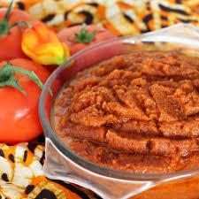 comment cuisiner les tomates s h s faire le dja la sauce tomate béninoise