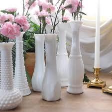 Pink Milk Glass Vase Best Milk Glass Bud Vases Products On Wanelo