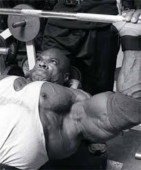 Ronnie Coleman Bench by Coleman U0027s Chest Test Flex Online