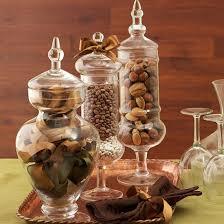 Bathroom Apothecary Jar Ideas Colors 9 Apothecary Jar Fillers Fall U0026 Halloween Ideas Setting For Four