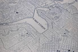 Map Fabric Seattle Northwest Washington Map Fabric Exclusive Bellevue Mt